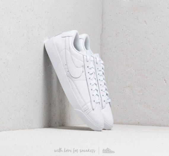Nike W Blazer Low Le White/ White-White 36440
