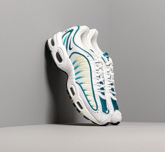 Nike W Air Max Tailwind IV White/ Green Abyss-Electric Green 43817