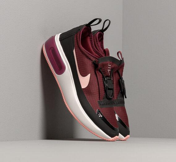 Nike W Air Max Dia Winter Night Maroon/ Bleached Coral-Black 46545