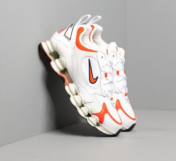 Nike W Shox Tl Nova White/ Team Orange-Spruce Aura-Black
