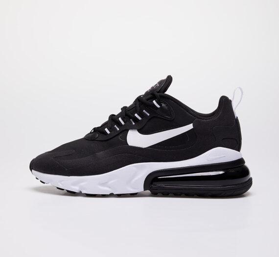 Nike W Air Max 270 React Black/ White-Black-Black 49783