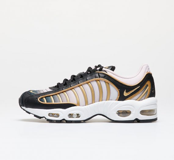 Nike W Air Max Tailwind IV LX Black/ Metallic Gold-Barely Rose 49804