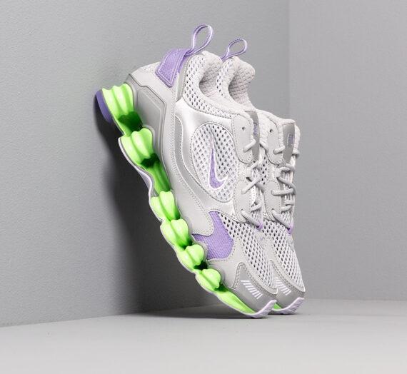 Nike W Shox TL Nova SP Metalic Platinum/ Metallic Silver-Lime Blast