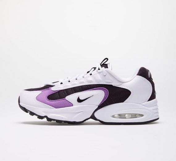 Nike W Air Max Triax White/ Burgundy Ash-Purple Nebula 53077