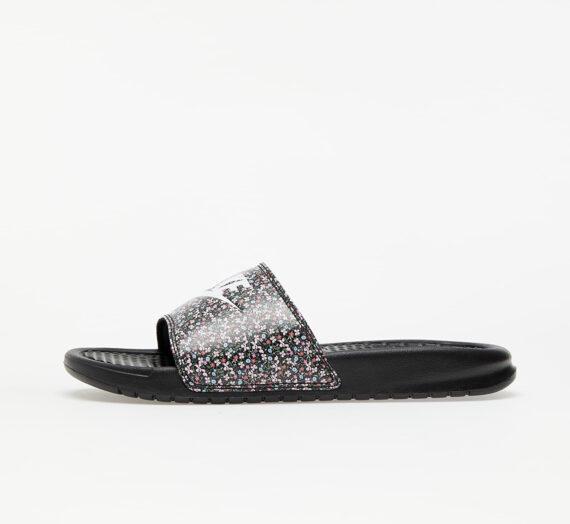 Nike Benassi JDI Black/ White-Lt Arctic Pink-Baltic Blue 60349