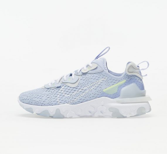 Nike W React Vision Ghost/ Photon Dust-Barely Volt-White 60508