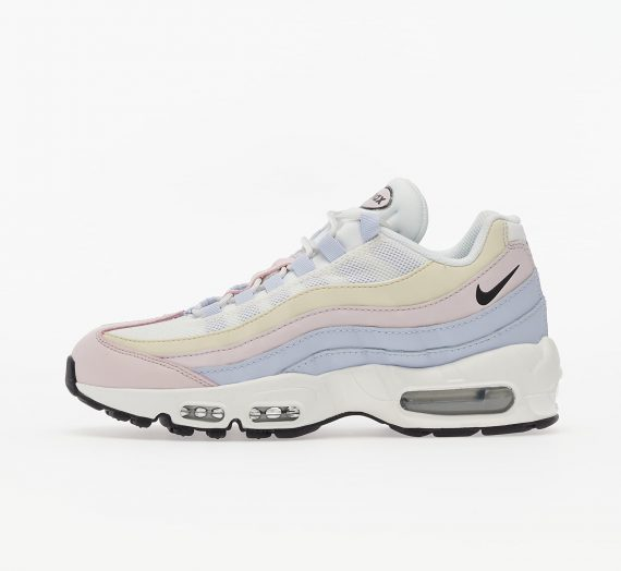 Nike Air Max 95 Ghost/ Black-Summit White-Barely Rose