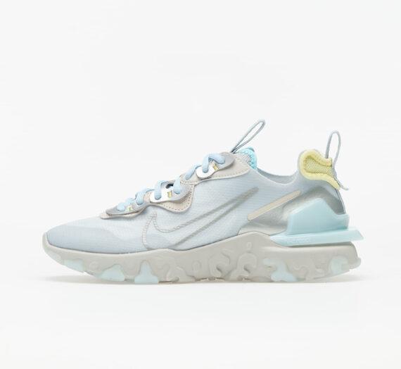 Nike Wmns React Vision Celestine Blue/ Mtlc Platinum 61096