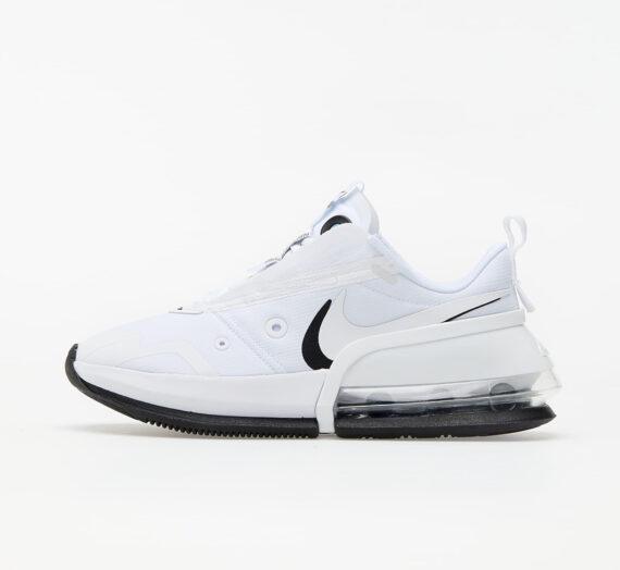 Nike W Air Max Up White/ White-Metallic Silver-Black 86044