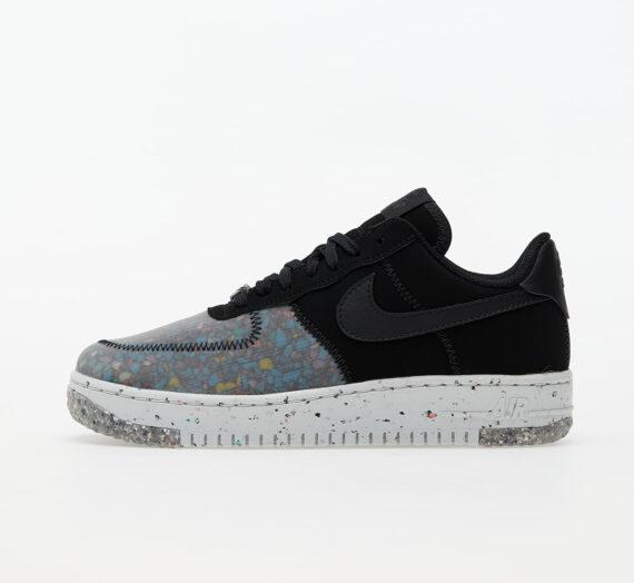 Nike W Air Force 1 Crater Black/ Black-Photon Dust-Dk Smoke Grey 86074