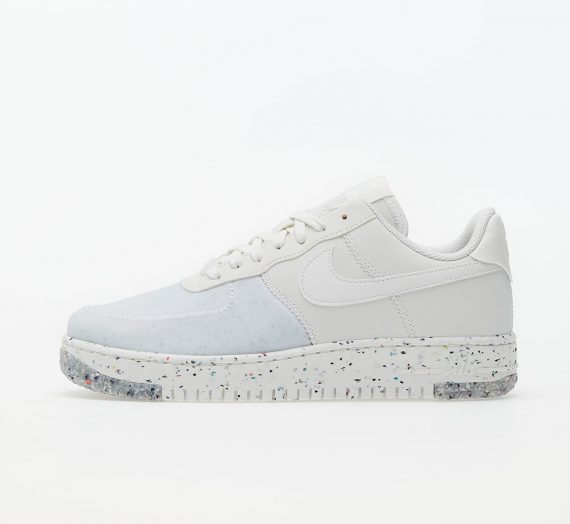 Nike W Air Force 1 Crater Summit White/ Summit White-Summit White 86077