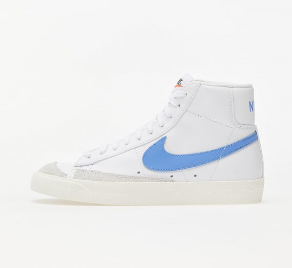 Nike W Blazer Mid '77 White/ Royal Pulse-Hyper Crimson-Black 86206