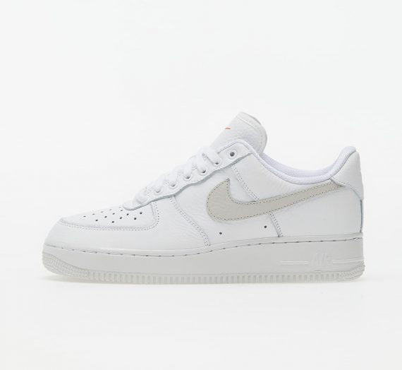 Nike Wmns Air Force 1 '07 Summit White/ White-Solar Flare-Starfish 86308