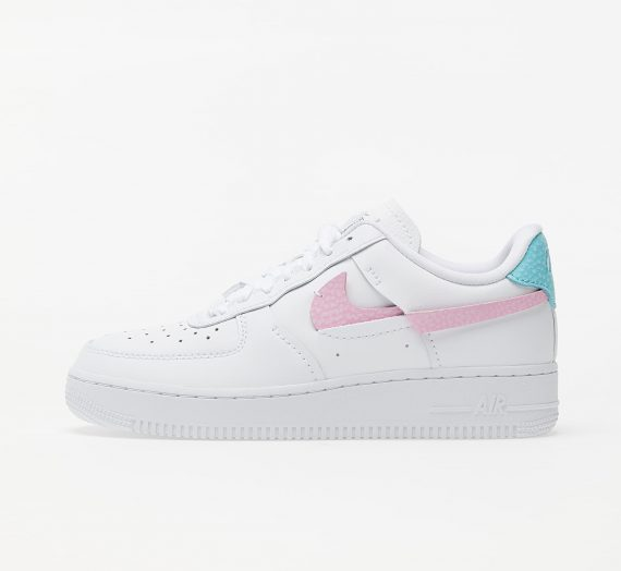Nike Wmns Air Force 1 LXX White/ Bleached Aqua-Pink Rise 86314