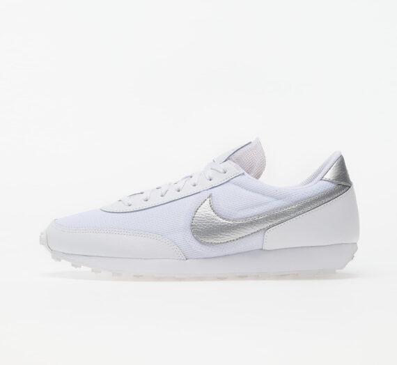 Nike Wmns Daybreak White/ White-Metallic Silver 86356