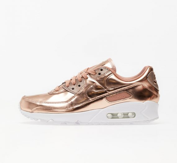 Nike W Air Max 90 SP Rose Gold/ Rose Gold-Mtlc Red Bronze 88291