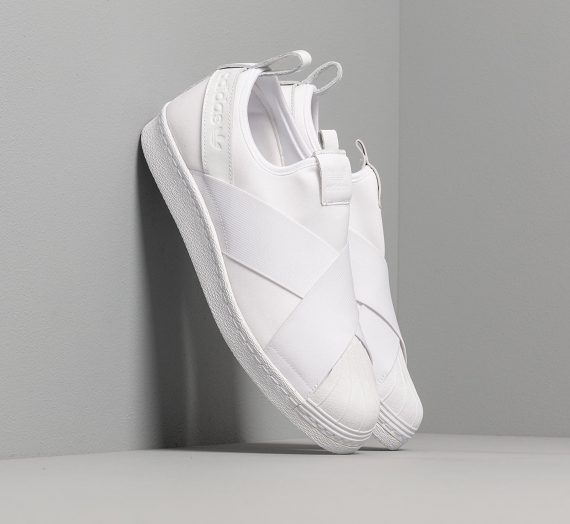 adidas Superstar Slip On Ftw White/ Ftw White/ Ftw White 17448