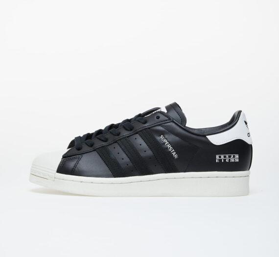 adidas Superstar Core Black/ Core Black/ Off White 48536