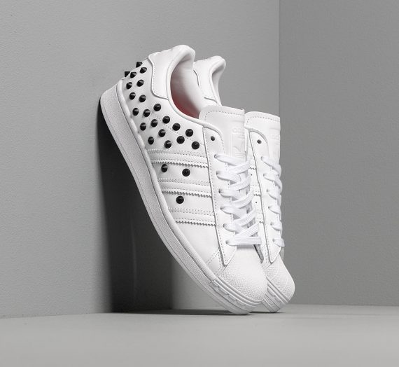 adidas Superstar W Ftw White/ Core Black/ Scarlet 48569