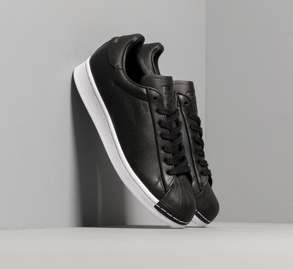 adidas Superstar Pure LT W Core Black/ Ftw White/ Gold Metalic 48572
