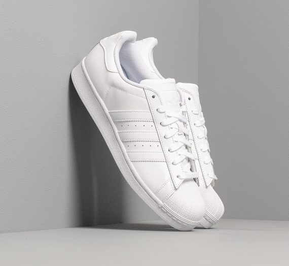 adidas Superstar Foundation Ftw White/ Ftw White/ Ftw White 5071