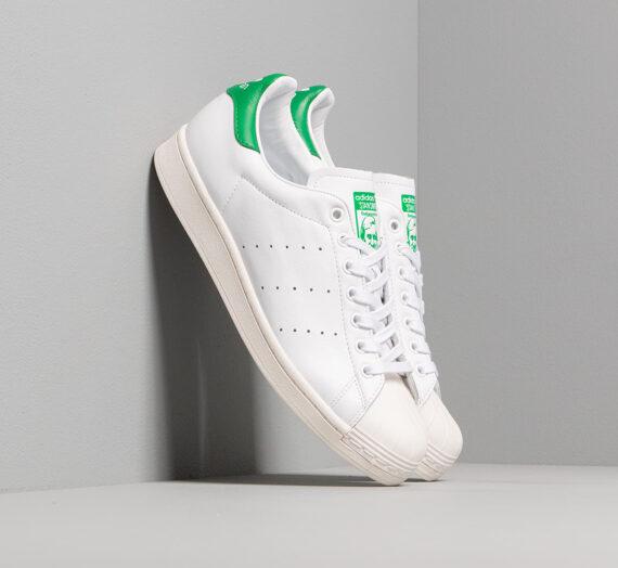 adidas Superstan Ftw White/ Ftw White/ Green 51913