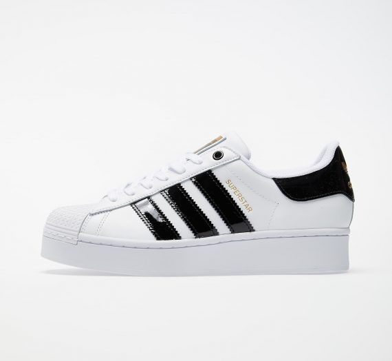 adidas Superstar Bold W Ftwr White/ Core Black/ Gold Met. 55390
