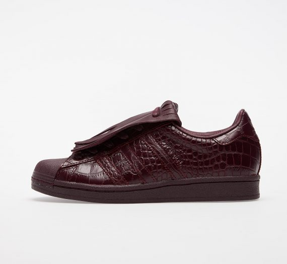 "adidas Superstar FR W ""L'aggio Pack"" Maroon/ Maroon/ Gold Met. 55549"