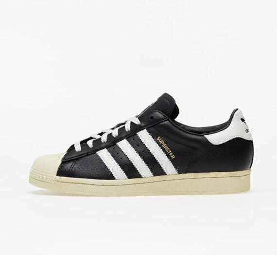 adidas Superstar Core Black/ Crystal White/ Blue 58630