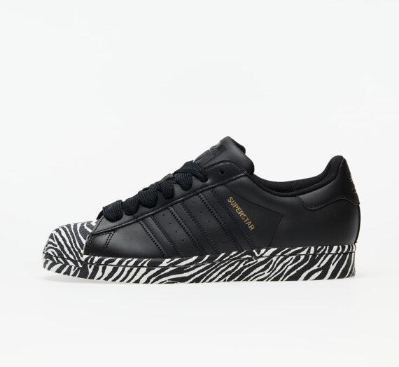 adidas Superstar W Core Black/ Gold Metalic/ Ftw White 58642