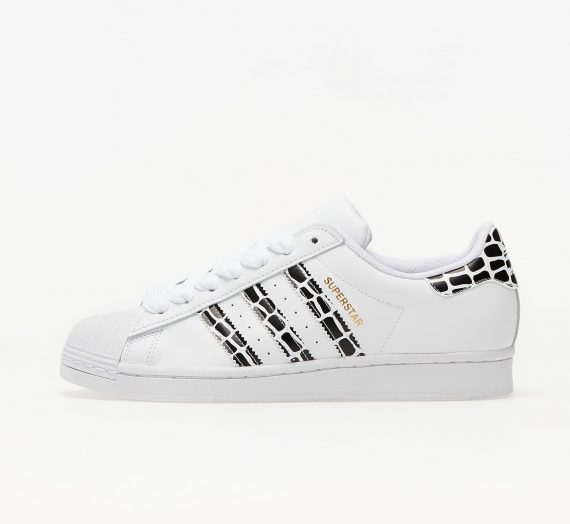 adidas Superstar W Ftw White/ Gold Metalic/ Core Black 58648