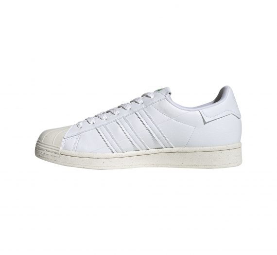 adidas Superstar Clean Classics Ftw White/ Off White/ Green 59008