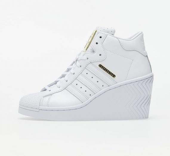 adidas Superstar Ellure W Ftw White/ Gold Metalic/ Core Black 59137
