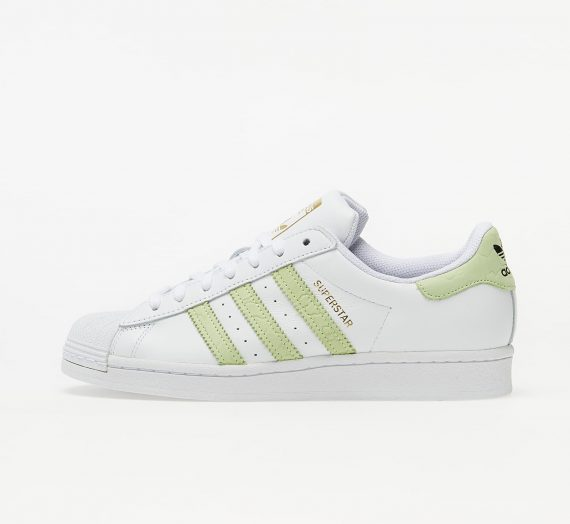 adidas Superstar W Ftw White/ Hi-Res Yellow/ Gold Metalic 59149