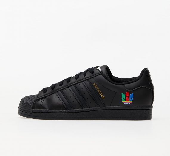 adidas Superstar W Core Black/ Core Black/ Real Magenta 59155