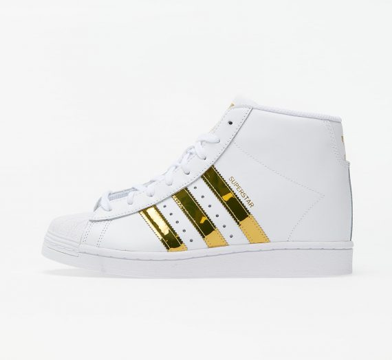 adidas Superstar Up W Ftw White/ Gold Metalic/ Core Black 59170