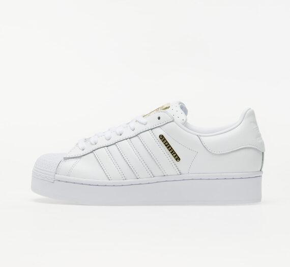 adidas Superstar Bold W Ftw White/ Gold Metalic/ Core Black 59209