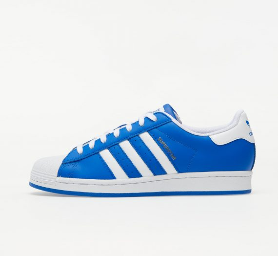 adidas Superstar Blue/ Ftw White/ Gold Metalic 59293