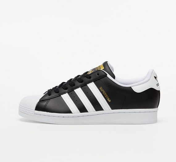 adidas Superstar Core Black/ Ftw White/ Gold Metalic 59380