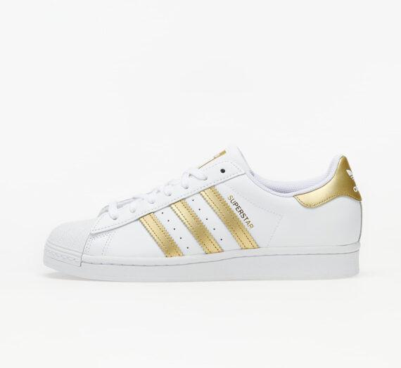 adidas Superstar W Ftw White/ Gold Metalic/ Ftw White 59386
