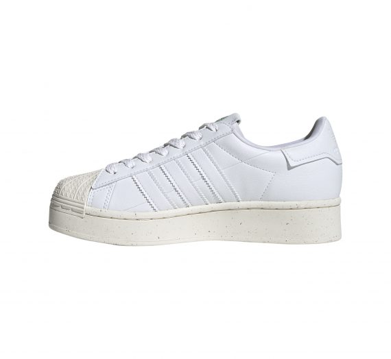 adidas Superstar Bold W Clean Classics Ftw White/ Ftw White/ Off White 59497