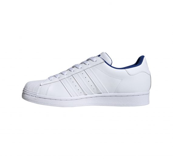 adidas Superstar Ftw White/ Ftw White/ Royal Blue 59515