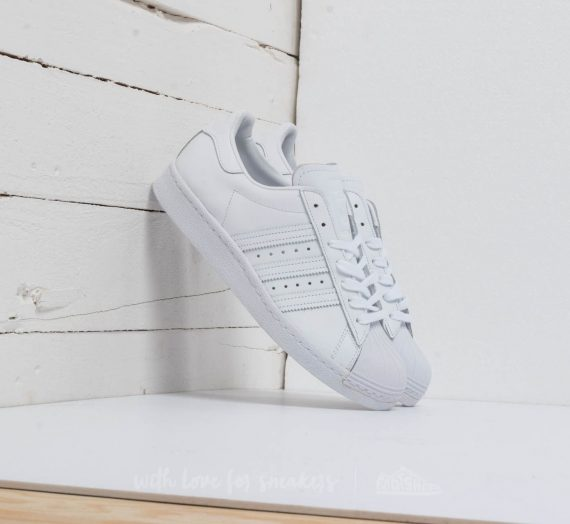 adidas Superstar 80s Ftw White/ Ftw White/ Core Black 6425