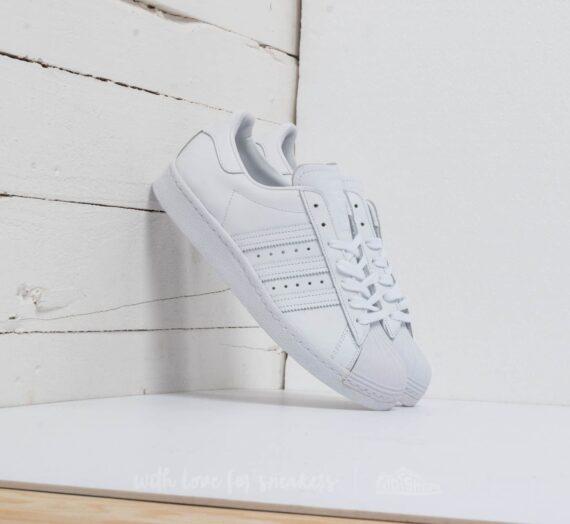adidas Superstar 80s Ftw White/ Ftw White/ Core Black 6425
