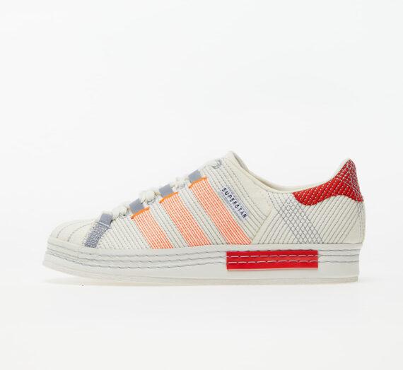 adidas x Craig Green Superstar Off White/ Bright Red/ Grey Three 88429