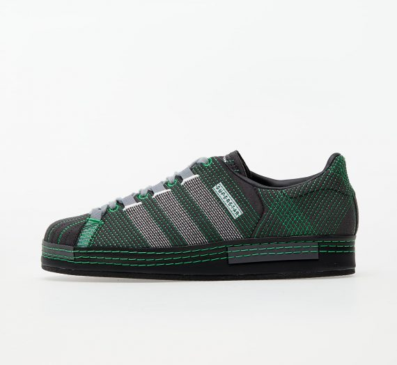 adidas x Craig Green Superstar Utility Black/ Core Black/ Green 88432