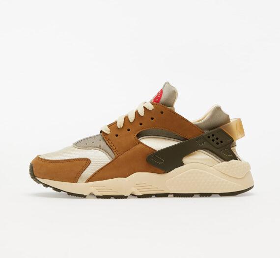 Мъжки кецове и обувки Nike x Stüssy Air Huarache LE Desert Oak/ Reed-Light Straw 102223_5