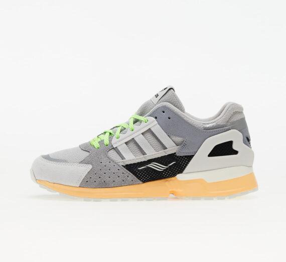 Мъжки кецове и обувки adidas ZX 10 000 C Grey Two/ Crystal White/ Active Orange 102436_7_5