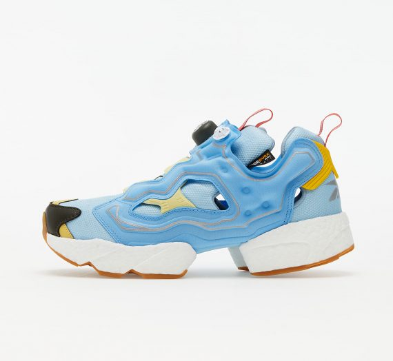 Мъжки кецове и обувки Reebok x BBC Ice Cream Instapump Fury Boost Dan Blue/ Sky Blue/ Yellow 103294_11_5