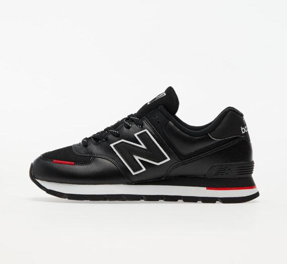 Мъжки кецове и обувки New Balance 574 Black 107191_11_5
